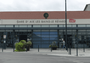 Taxi Gare SNCF d'Aix-les-Bains Le Revard