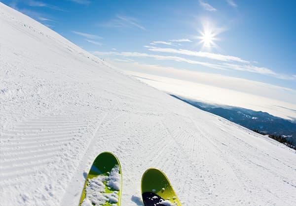 Transfert en taxi entre Aix-les-Bains et les Stations de ski des Alpes